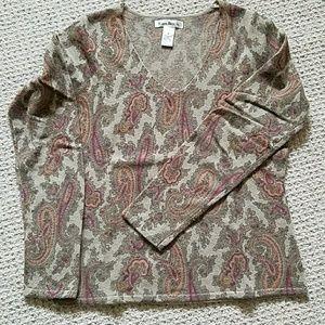 Paisley Sweater